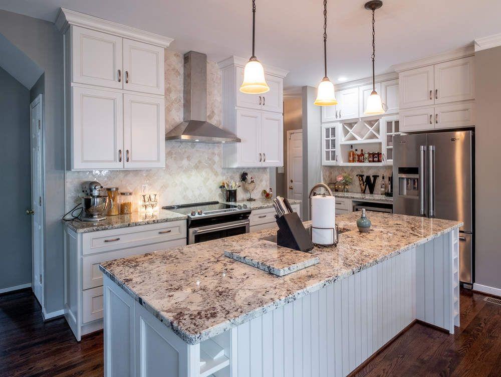 Richmond Va White Kitchen Design Ideas White Kitchen Kitchen Cabinet Design White Kitchen Design