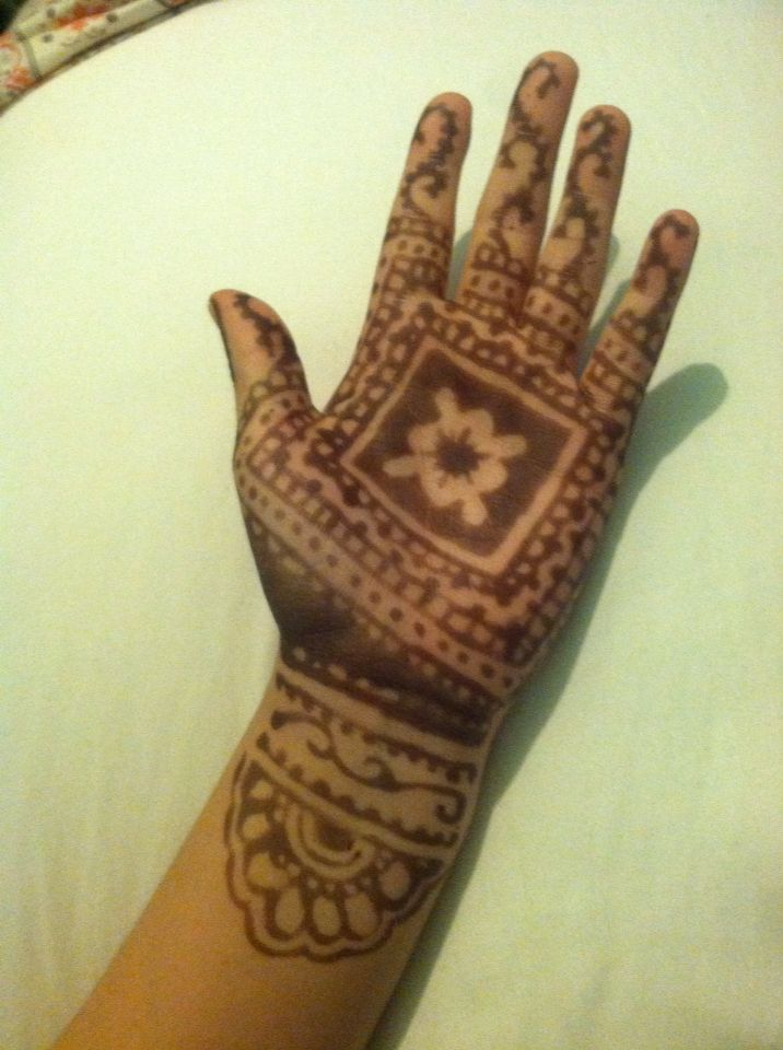 Diy Henna Without Henna Powder Only 2 Ingredients White Glue Food Coloring Any Kind Like Gel Or Regular Other Materials Sma Diy Henna Finger Henna Henna