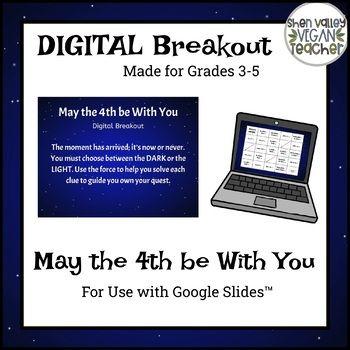 Digital Breakout Escape Room – Le 4 mai soit avec vous
