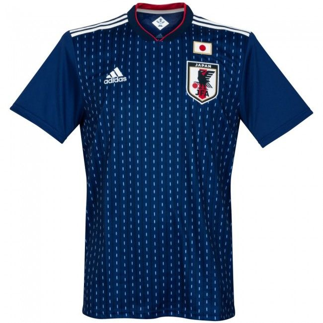 07287e4771039 Camiseta de Japón 2018-2019 Local  shirt  football  fútbol  japan ...