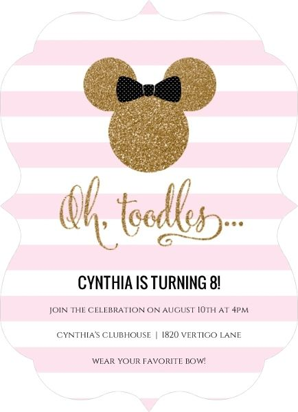 a0fb1334bf5182c7c71d9d72e8dbea87 minnie mouse invites, minnie mouse party, third birthday girl,Free Online Minnie Mouse Invitations