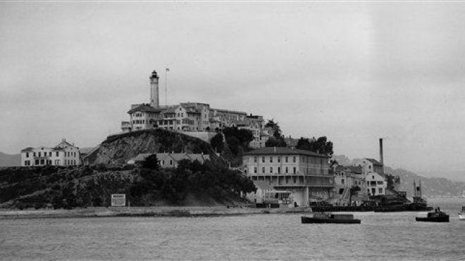 Is An Old Civial War Fortress Hiding Beneath Beneath Alcatraz?   Http://