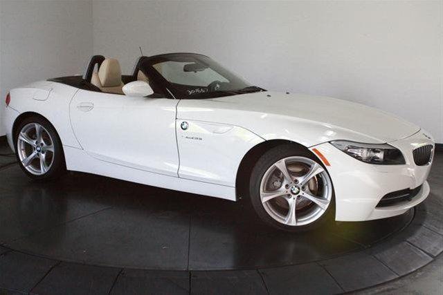 2011 BMW Z4, White, 17014303