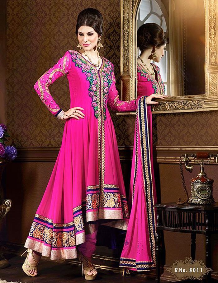 Pakistani & Indian Party Dresses for Women 2016-2017   BestStylo.com ...