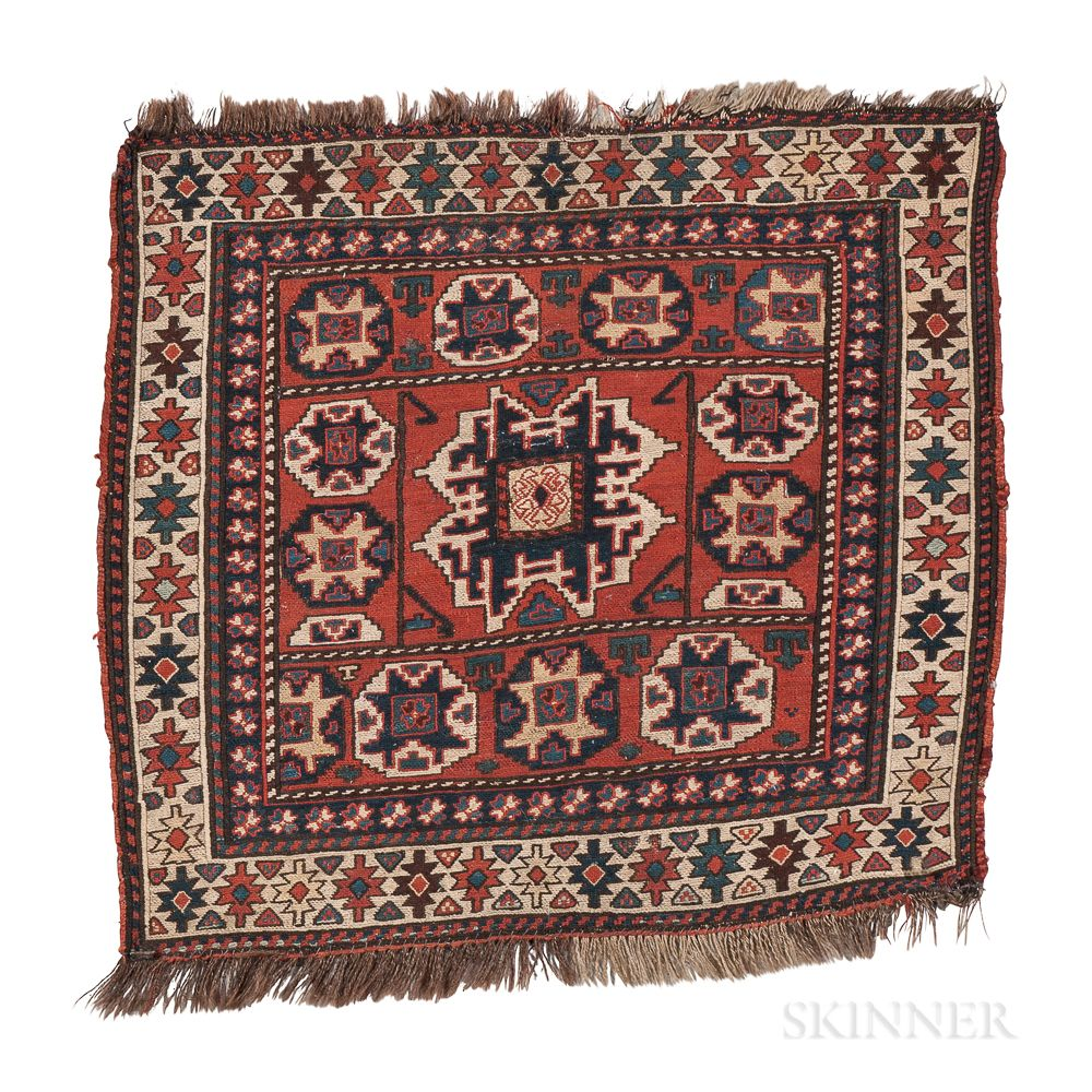 Soumak Bagface Caucasus C 1900 1 Ft 10 In X 2 Ft Rugs On Carpet Oriental Rug Bohemian Rug