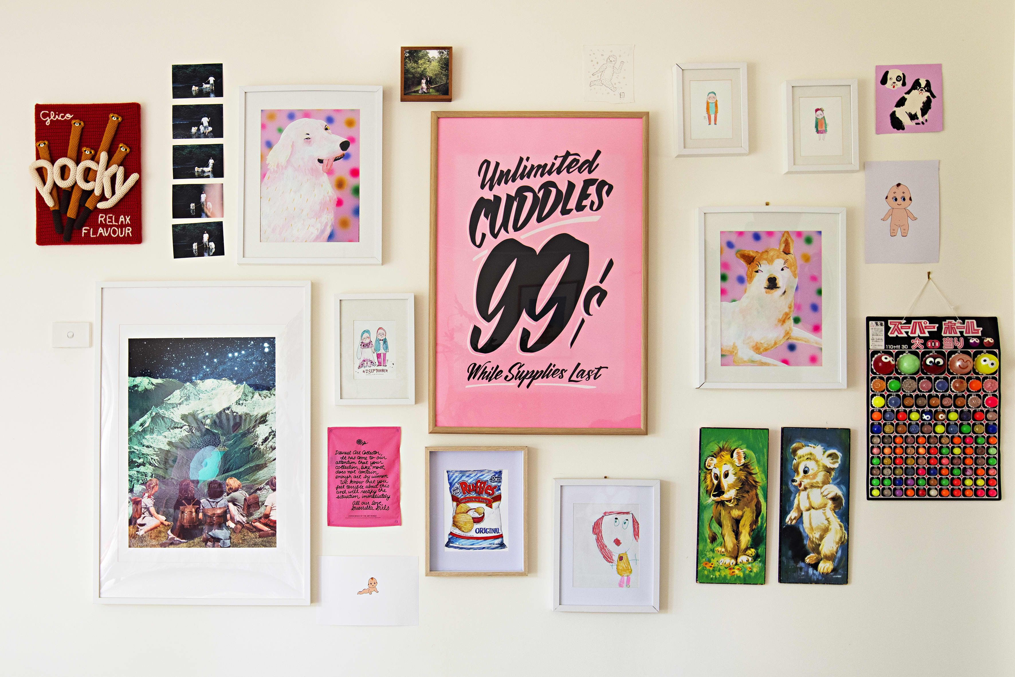 Photo of A Designer's Australian Home Is an Explosion of Pink, Plants, and Quirky Decor