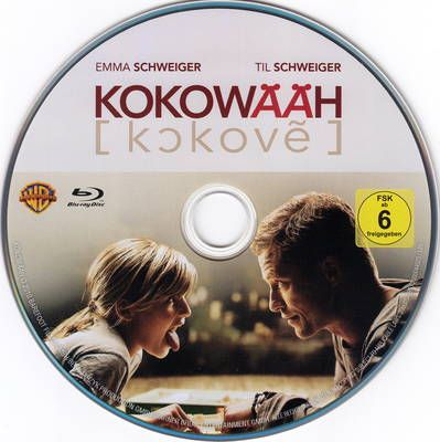 Kokowaah 2011 German Blu Ray Disc Cover