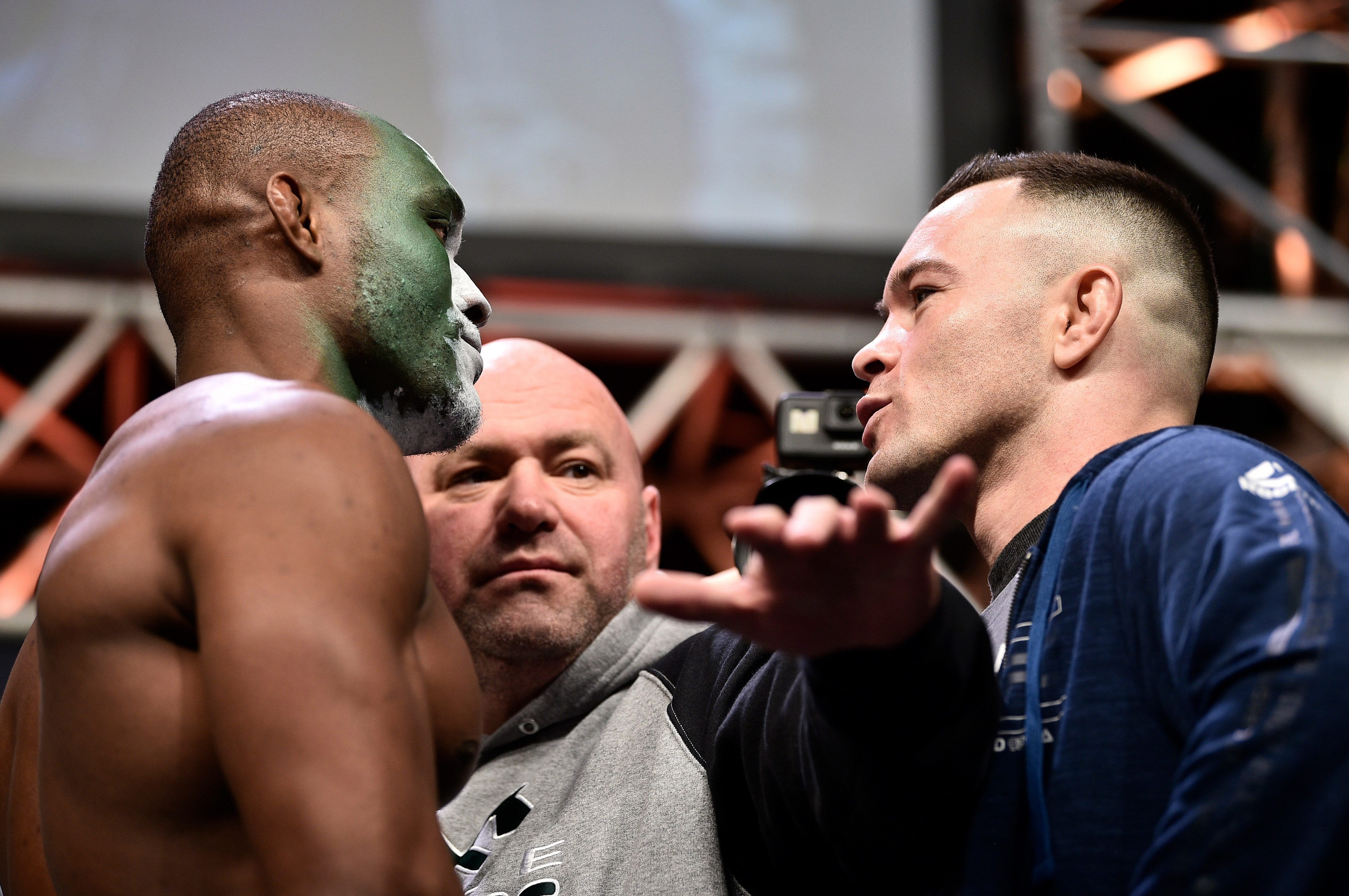 UFC 245 LIVE RESULTS Latest as Holloway LOSES to