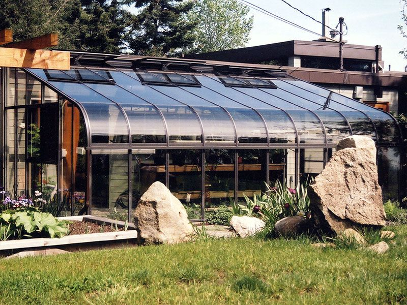 Pride Of The Pacific Lean To Hobby Greenhouses