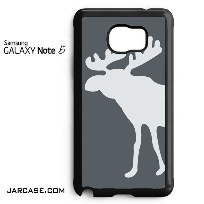 Abercrombie And Fitch Moose Logo Phone Case For Samsung Galaxy Note