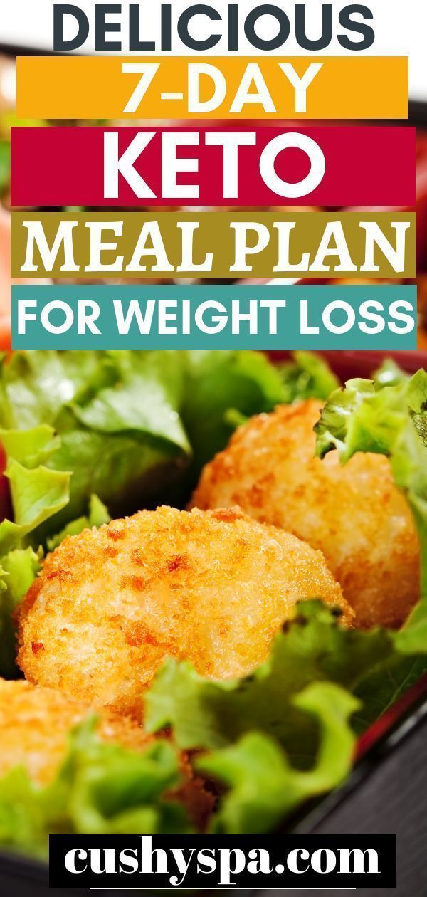 Try this 7day keto meal plan for weight loss and lose weight easier and faster