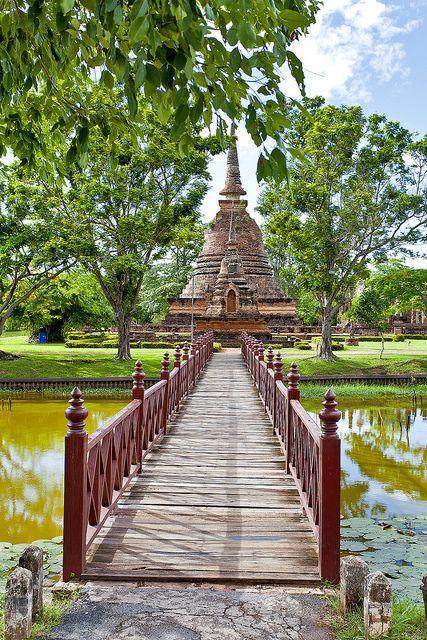 Sukhothai, Thailand - World Heritage Site