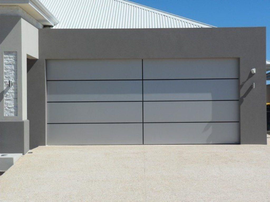 Fascinating Modern Steel Garage Doors Garage Doors