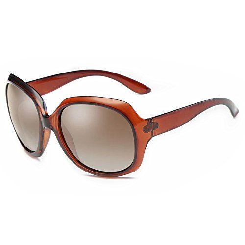 e5592e1d60 Morpho Diana Women s Shades Classic Oversized Polarized Sunglasses 100 UV  Protection