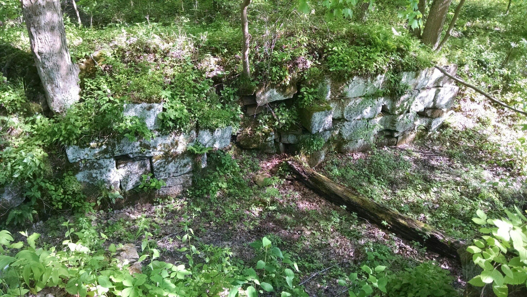 Lock remains in Grimm's bridge area