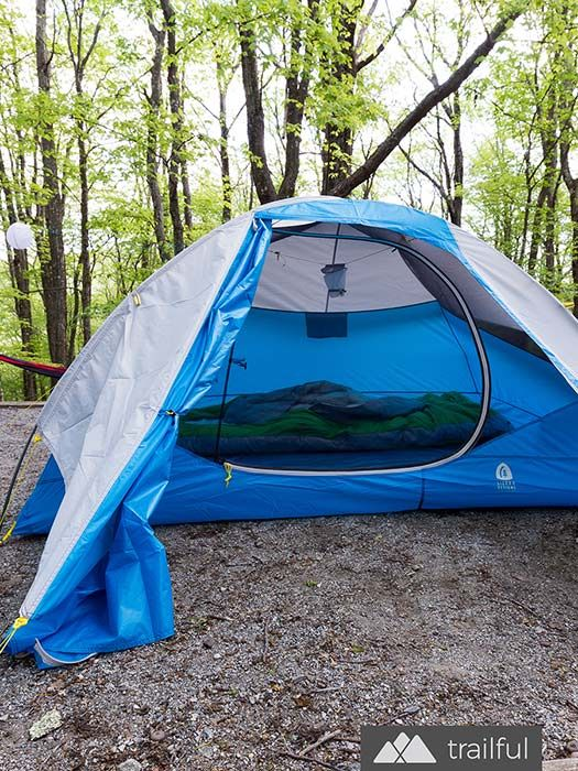 Hiking tent · Sierra Designs Summer Moon 3 our c&site-tested review of this lightweight roomy & Sierra Designs Summer Moon 3 Tent Review | Campsite Tents and ...