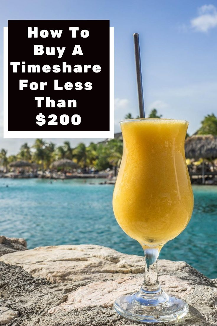 Timeshare Resale - Why You Should Buy One