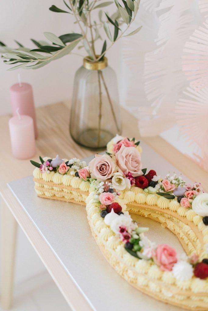 Photo of Zarte, florale Dekoration für eine Taufe oder Willkommensfeier – Fräulein K. Sagt Ja