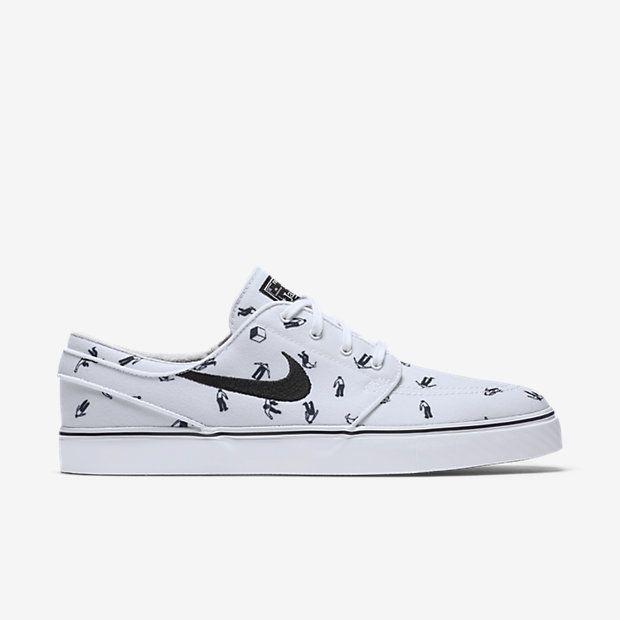liquidación de venta caliente estilos de moda último Nike SB Zoom Stefan Janoski Canvas Premium 'Geoff McFetridge' Unisex  Skateboarding Shoe (Men's Sizing) | Stefan janoski, Nike zoom, Air jordan  retro