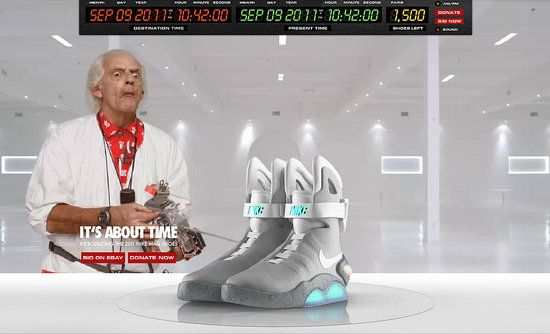 More Pics of the Nike MAG