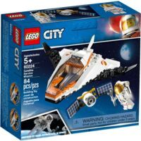 60224 Satellite Service Mission Lego City Space Lego City Lego Space Sets