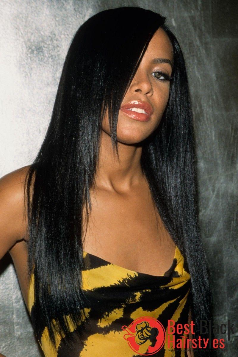 Eye Catching Long Hairstyle Hair Styles Long Hair Styles Aaliyah