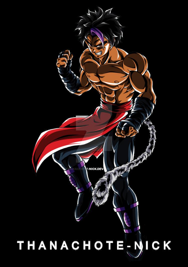 Oc Dnod Color By Thanachote Nick Anime Dragon Ball Super Dragon Ball Super Art Anime Dragon Ball