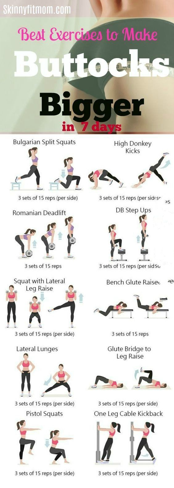Workout to make butt bigger images 411