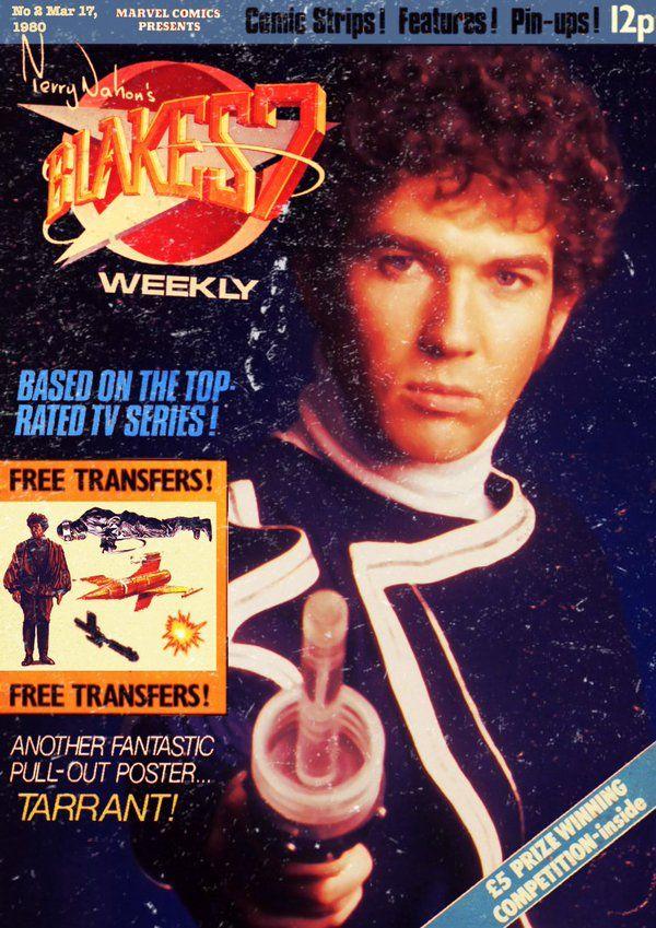 Blakes 7 Weekly