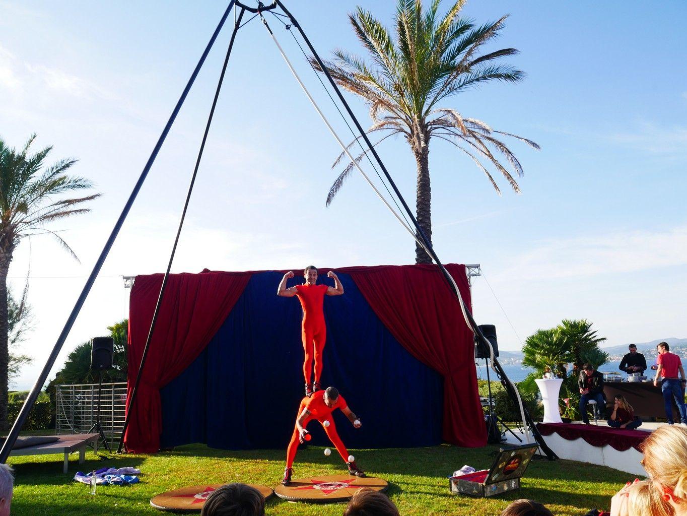 anniversaire au cirque marseille