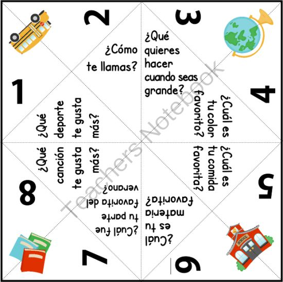 Pin By Maribel Vioque Goñi On Ele Niños School Games For Kids Get To Know You Activities Teacher Prep