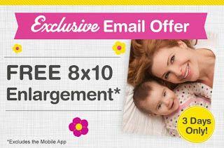 FreebiEasy: FREE-- 8×10 Photo Print at Walgreens
