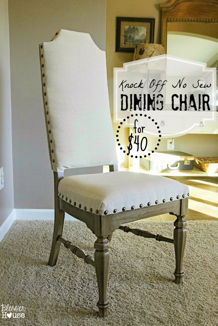 The Scoop 145 Dining chair makeover, Dining room chairs