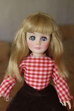 Pretty vintage american effanbee teenage cowgirl doll 1976 ex avec