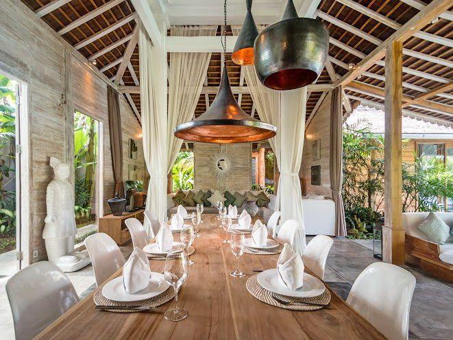 Villa Little Mannao 40 Bedrooms Kerobokan Bali Combine With Impressive Bali 4 Bedroom Villa Ideas Decoration