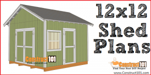 Free Shed Plans With Drawings Material List Free Pdf Download Shed Plans 12x16 Free Shed Plans Storage Shed Plans