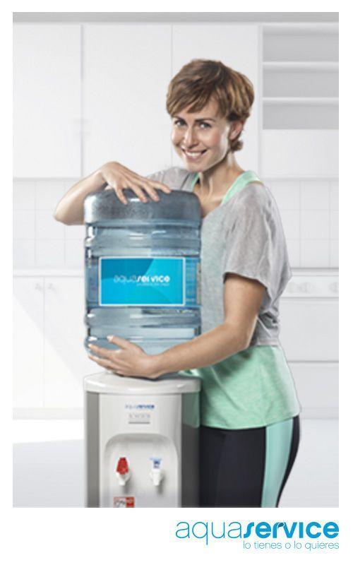 Dispensador De Agua Fría Doméstico De Aquaservice El Más Deseado Para Calmar El Calor Http Dispensador De Agua Dispensador De Agua Fria Embotelladora De Agua