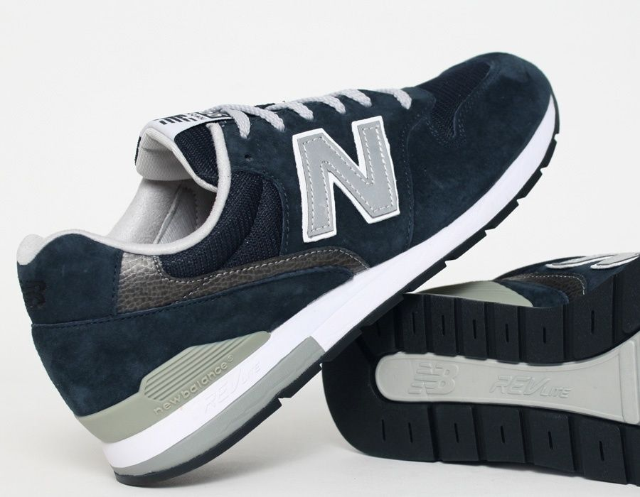 new balance 996 revlite trainers in grey