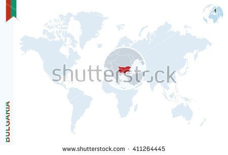 Pin by cristian chiriac on bulgaria pinterest flag pins world map with magnifying on romania blue earth globe with romania flag pin zoom on romania map vector illustration buy this stock vector on gumiabroncs Images