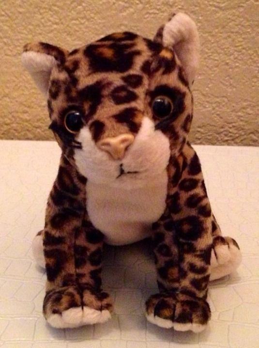 Ty Sneaky Beanie Baby Leopard Stuffed Animal Jungle Safari Baby Toy