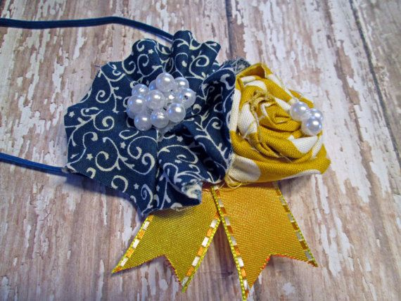 Ready to ship headbandmade to match persnickety by kgcdesigns, $7.95