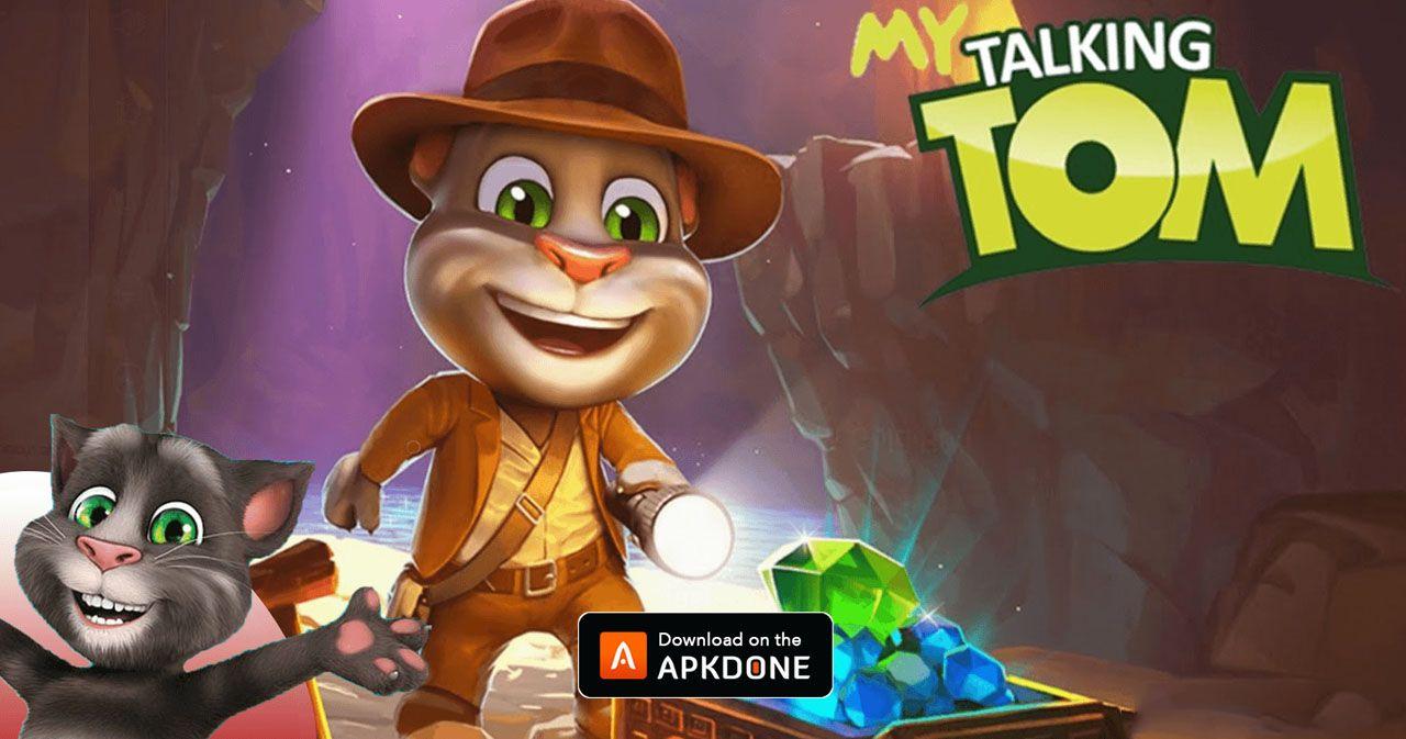 New APK My Talking Tom MOD APK 5.9.0.716 (Unlimited Money
