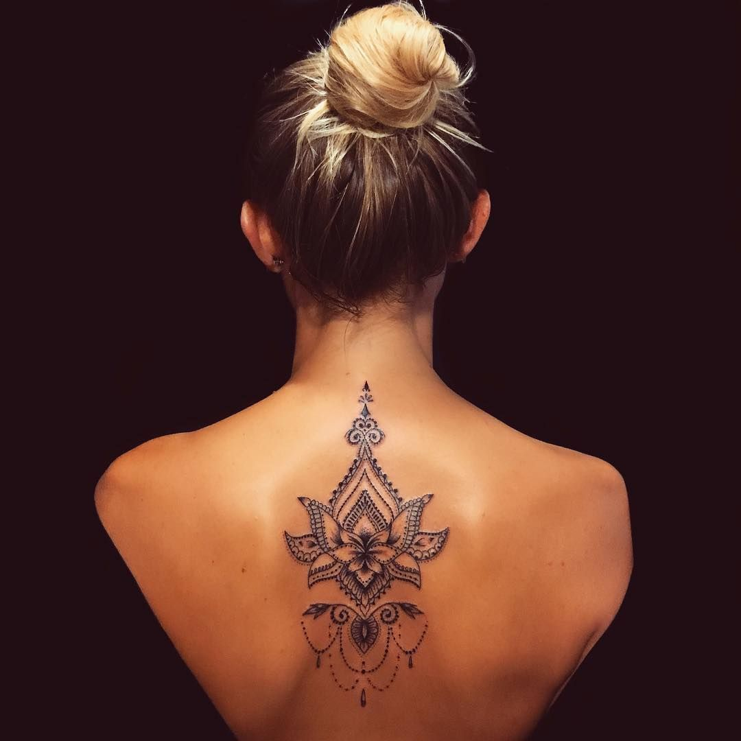 50 of the Most Beautiful Mandala Tattoo Designs for Your Body & Soul – KickAss Things