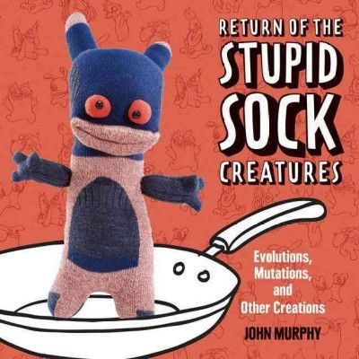 Twenty projects that push the boundaries of stupid with crazy-cute quadrupeds, two-headed beasts, pop-eyed monsters and more. The wide range of difficulty -- from a simple one-sock monster to a four-sock extravaganza -- means this book will attract all levels and types of crafter.