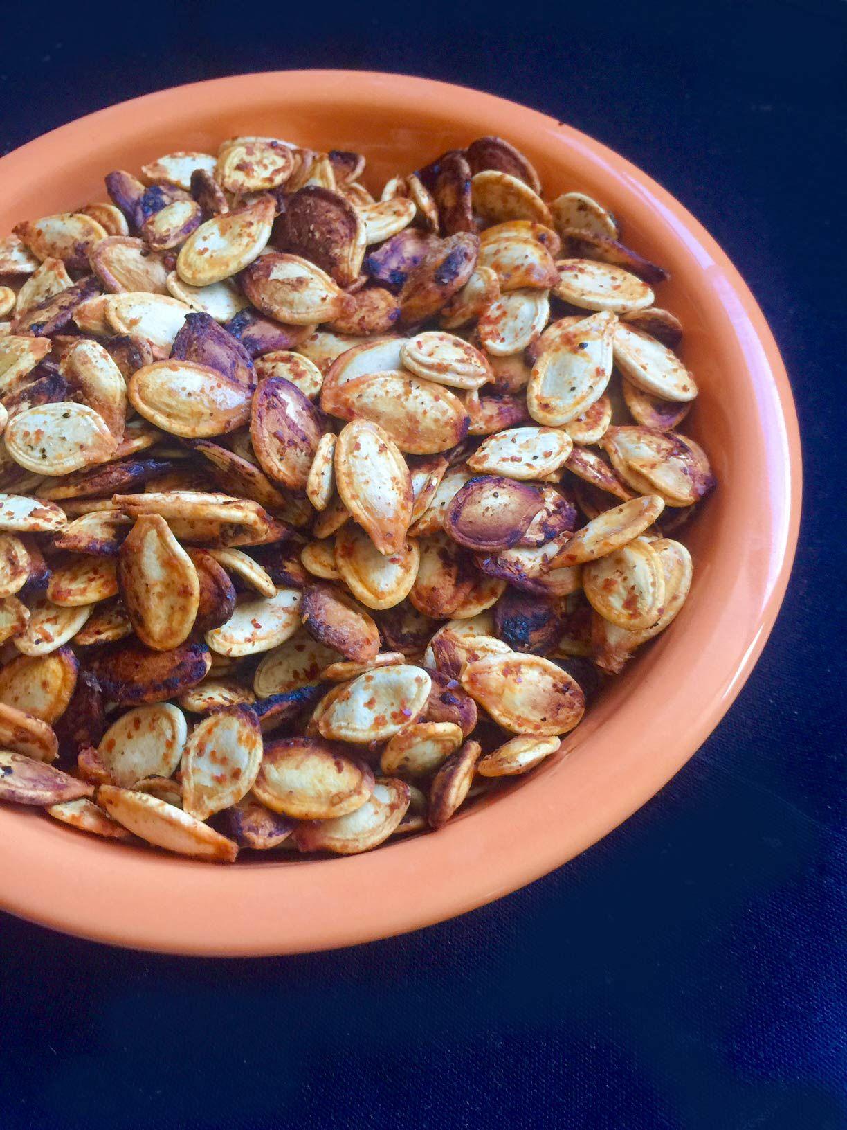 How to roast pumpkin seeds pumpkin seed recipes roasted