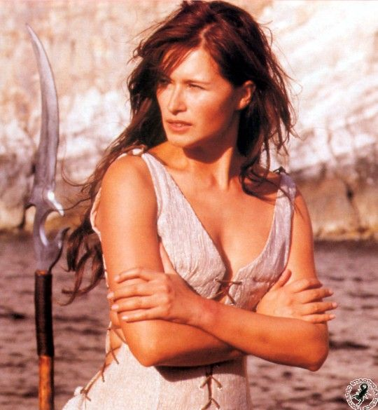 "Karina Lombard from ""Kull The Conqueror"" 