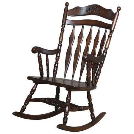 Superb Reidar Rocking Chair My Cottage Coaster Furniture Ibusinesslaw Wood Chair Design Ideas Ibusinesslaworg