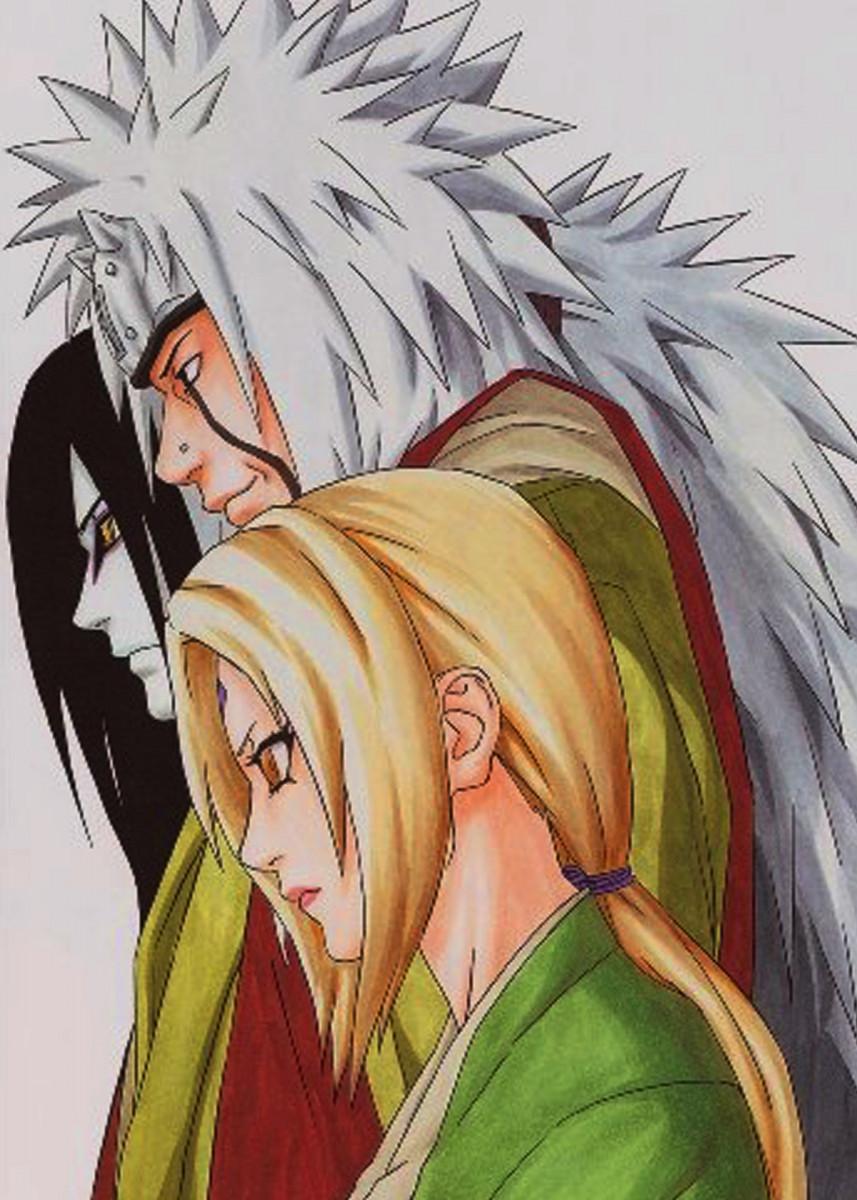 Jiraiya Tsunade Bestcouple Anime Manga Poster Print Metal Posters Displate Naruto Shippuden The Movie Naruto Episodes Naruto Art