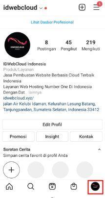 cara upload video di reels instagram