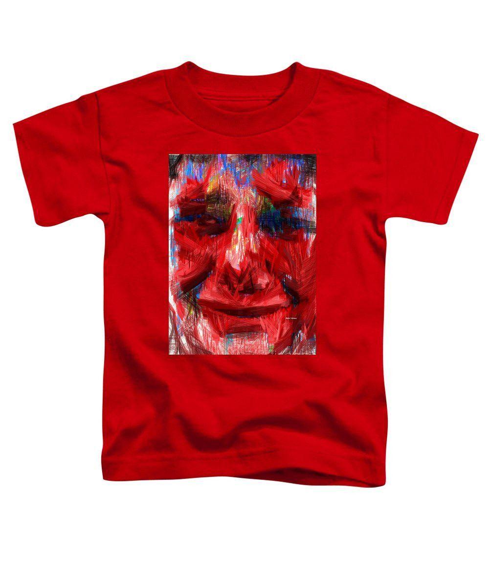 Toddler T-Shirt - Feeling Hot